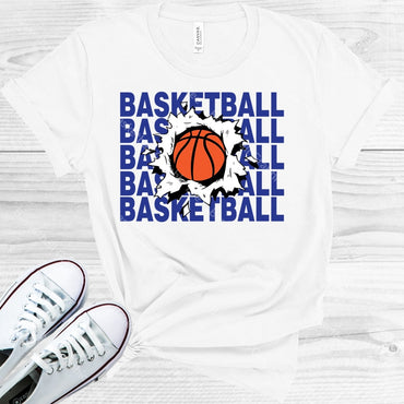 Basketball Graphic Tee Graphic Tee