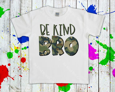 Be Kind Bro Graphic Tee Graphic Tee