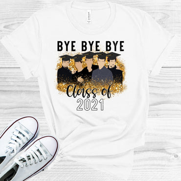 Bye Class Of 2021 Graphic Tee Graphic Tee
