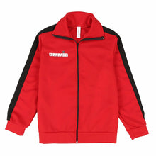 OMMIO TRACK JACKET // RED