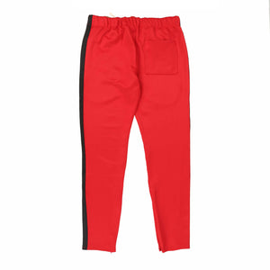 OMMIO TRACK PANT // RED