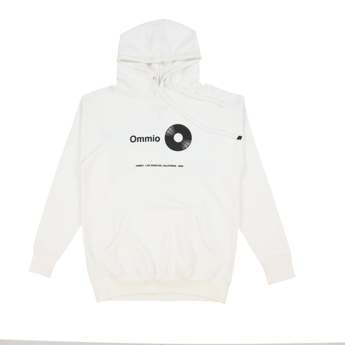 FOR PROMO USE ONLY HOODY // WHITE