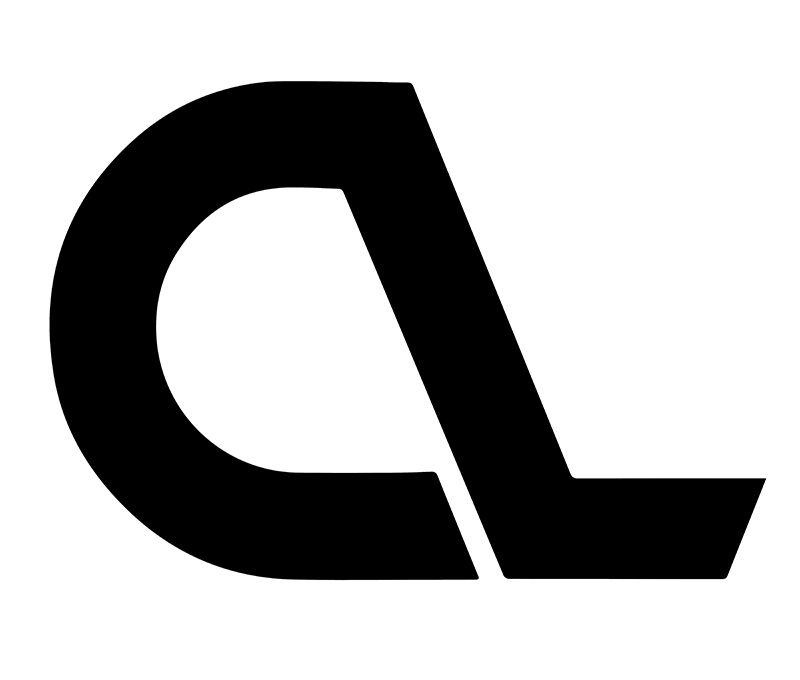 Black CL Logo Decal