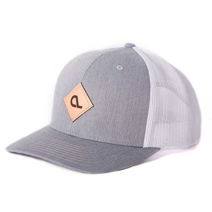 Grey Diamond Mind Snapback