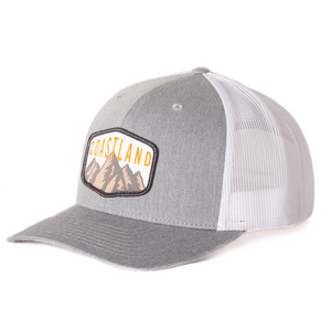 Coastland Peak Grey Snapback