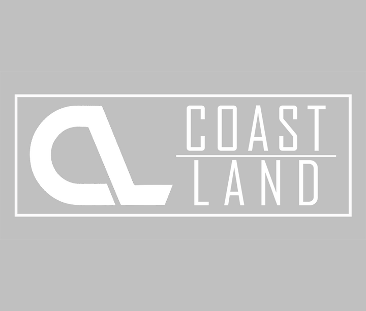 Over Under Coastland Logo Decal