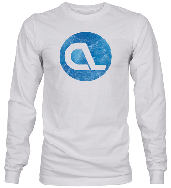 CL Water Circle Logo Long Sleeve