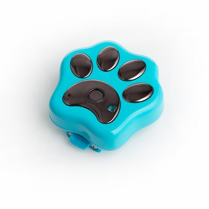 THE PAW TRACKER RF-V30 FOR DOGS/CATS FREE PLATFORM APP LIFETIME