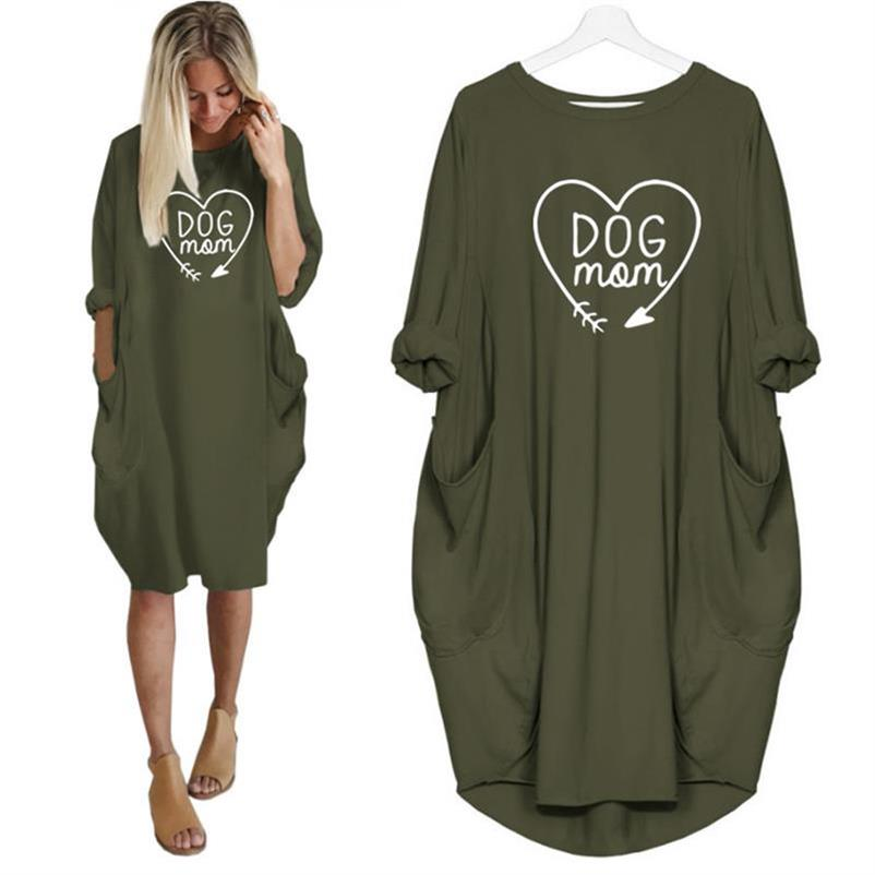Summer Dress - Dog Mom Design