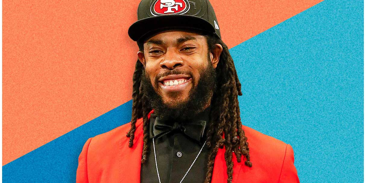 Richard Sherman Says the NFL Should Be More Like the NBA When it Comes to Player Activism