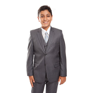 Blue Suit For Boys Formal Suits For All Ocassions B362-02