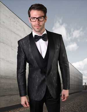 Fancy-slim-fit-Prom-tuxedo-in-black