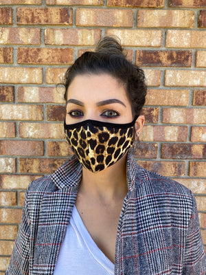 Face mask washable & Reusable | Double Layer Mask | Comfortable | Made in USA