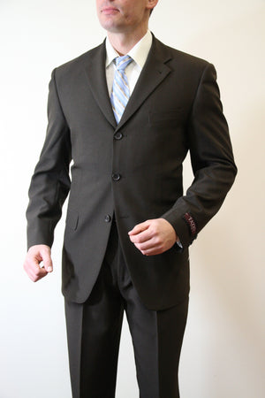 Brown Suit For Men Formal Suits For All Ocassions M069-03