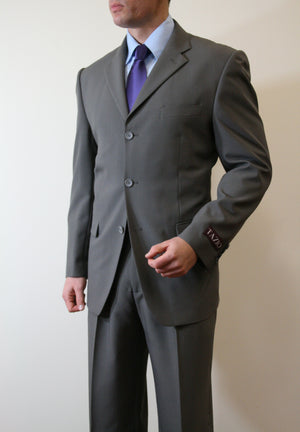 Grey Suit For Men Formal Suits For All Ocassions M069-04