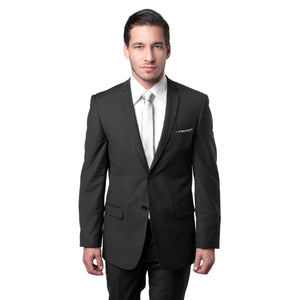 Charcoal Suit For Men Formal Suits For All Ocassions M085S-03
