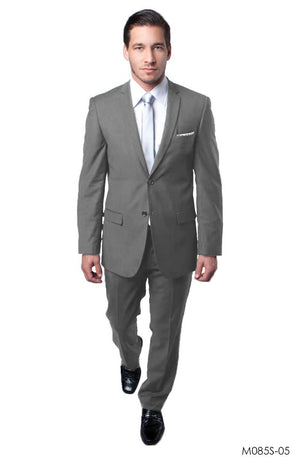 Lt Grey Suit For Men Formal Suits For All Ocassions M085S-05