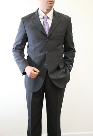 Charcoal Suit For Men Formal Suits For All Ocassions M097-02
