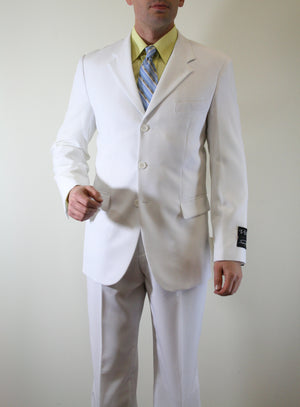 White Suit For Men Formal Suits For All Ocassions M097-06