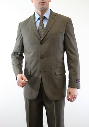 Dark Cocoa Suit For Men Formal Suits For All Ocassions M111-05