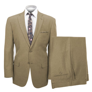Tan Suit For Men Formal Suits For All Ocassions M116-03