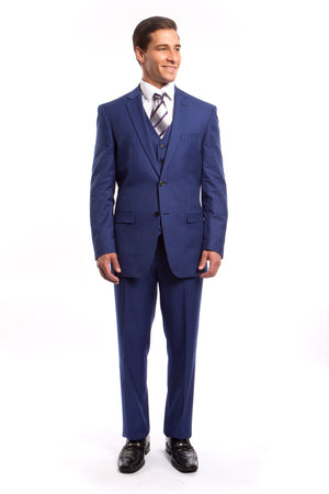 Blue Suit For Men Formal Suits For All Ocassions M120-04