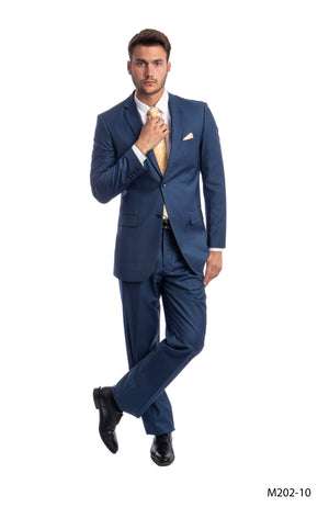 Indigo Blue Suit For Men Formal Suits For All Ocassions