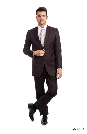 Chocolate Suit For Men Formal Suits For All Ocassions