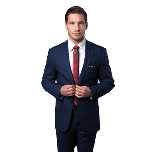 Navy Suit For Men Formal Suits For All Ocassions M206S-02