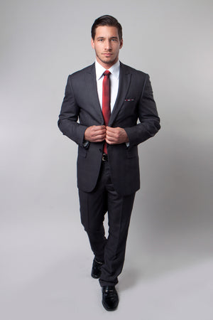 Grey Suit For Men Formal Suits For All Ocassions M206S-03