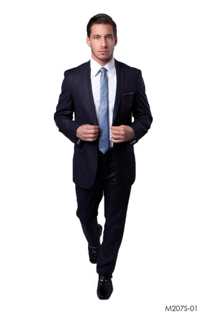 Navy Suit For Men Formal Suits For All Ocassions M207S-01