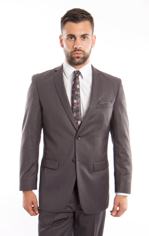 Dk Grey Suit For Men Formal Suits For All Ocassions M208S-03