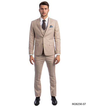 M.Tan Suit For Men Formal Suits For All Ocassions