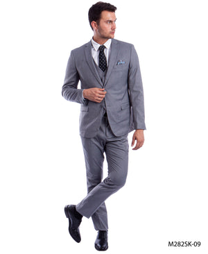 M.Gray Suit For Men Formal Suits For All Ocassions