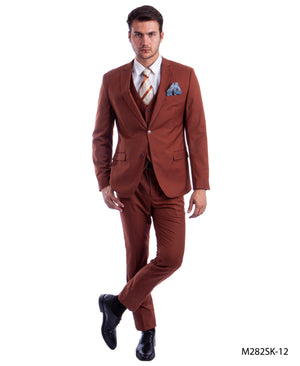 Light Brown Suit For Men Formal Suits For All Ocassions