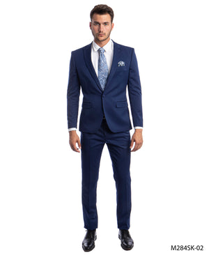 Dk.Blue Suit For Men Formal Suits For All Ocassions