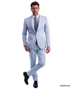 Lt.Blue Suit For Men Formal Suits For All Ocassions