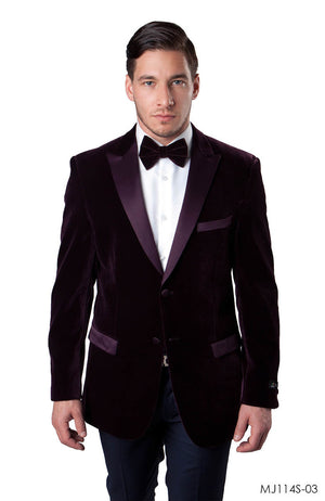 Wine Jackets For Men Jacket Suits For All Ocassions MJ114S-03