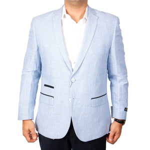Slim Fit Mens Sports coat Blazer Jacket MJ137S