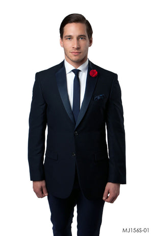 Navy Jackets For Men Jacket Suits For All Ocassions MJ156S-01