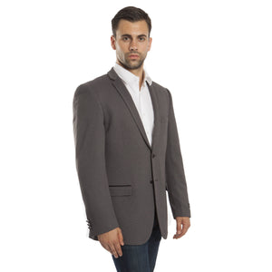 Slim Fit High Notch Lapel Sports coat Blazer Jacket For Men