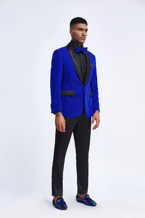 Royal Blue Tazio Sports Coat Dinner Jackets