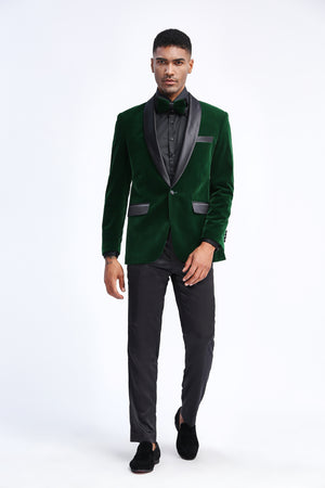 Pine Green Tazio Sports Coat Dinner Jackets