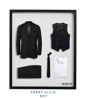 Perry Ellis Boys Suit Black Suits For Boy's