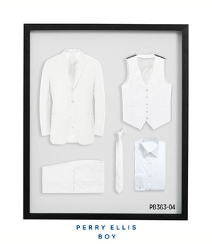 Perry Ellis Boys Suit White Suits For Boy's