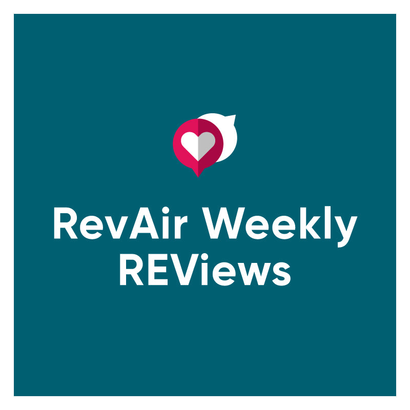 Felicia says bye to blowdryers and hi to RevAir | REView for the Week Ending 1.22.21