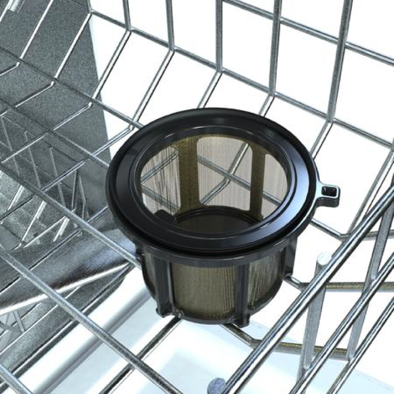 Stainless Mesh Filter Basket