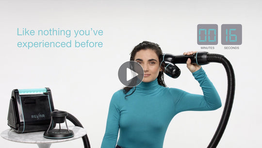 Watch video timelapse demonstration of RevAir device