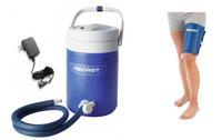 Aircast Cryo Cuff Thigh - My Cold Therapy