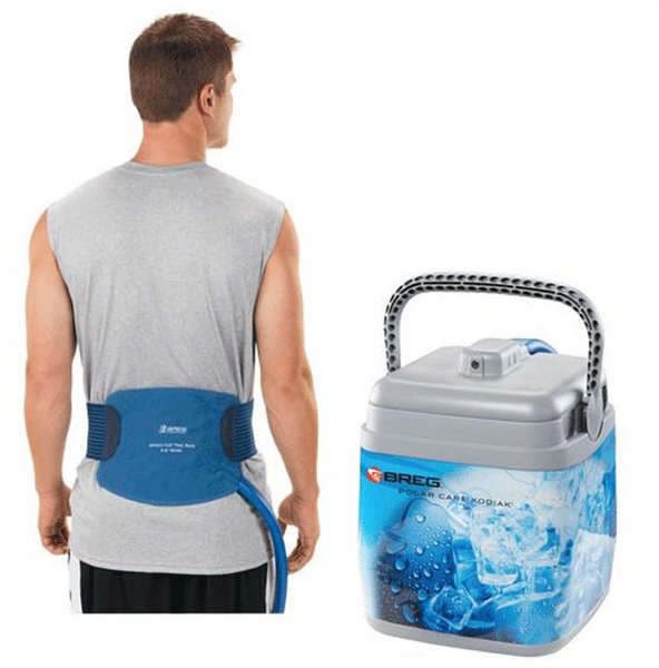 Breg Polar Care Kodiak Spine - My Cold Therapy